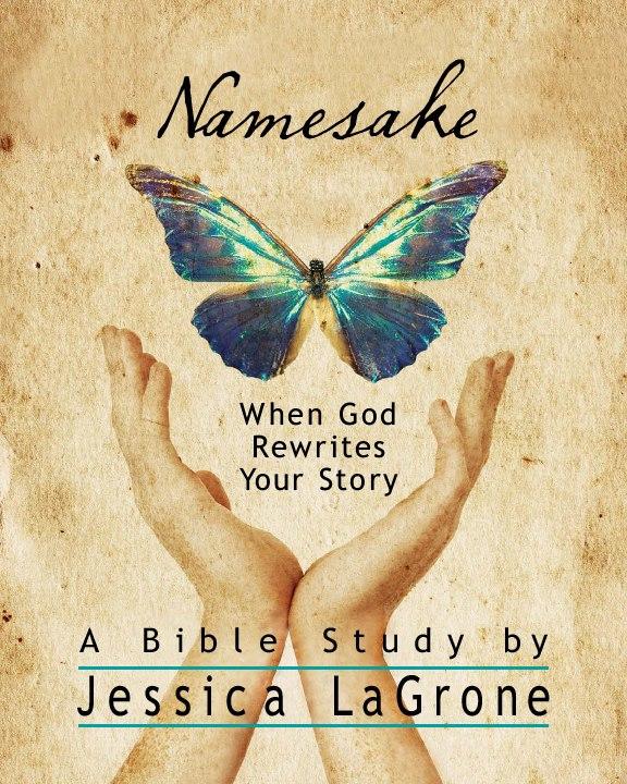 Namesake Bible Study cover